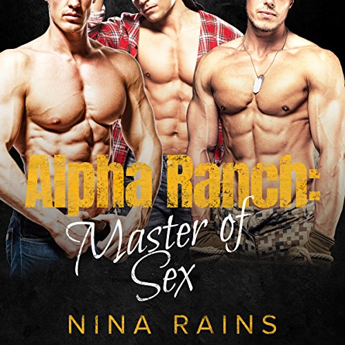Alpha Ranch: Master of Sex cover art