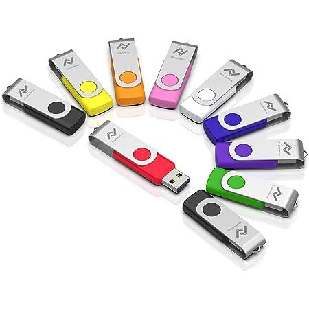 USB Flash Drive USB Memory USB Flash Drive 2.0 32GB Aluminum Waterproof Dustproof Shock Key Holder Design Flash Drive Transfer//Share Save Support All Current Computer Systems