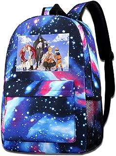 Naruto Chibi Shoulder Bag Fashion School Star Printed Bag