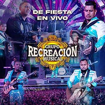 De Fiesta (En Vivo)
