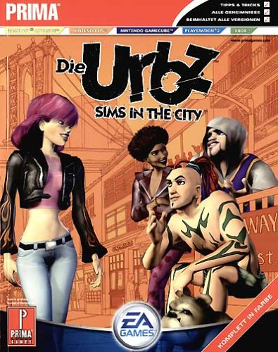 Die Urbz - Sims in the City (Lösungsbuch)