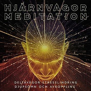 Hjärnvågor Meditation - Deltavågor stresslindring, Djupsömn och avkoppling