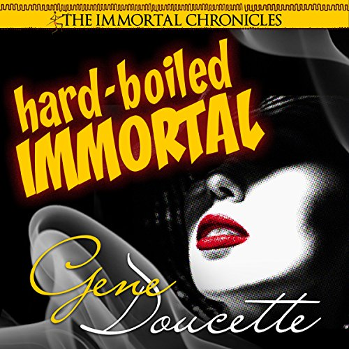 Hard-Boiled Immortal audiobook cover art