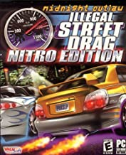 Midnight Outlaw - Illegal Street Drag - Nitro Edition
