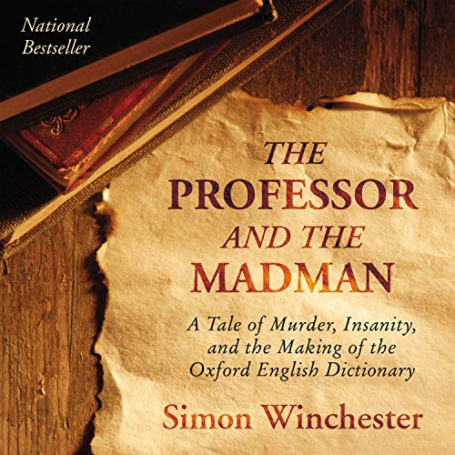 The Professor and the Madman cover art