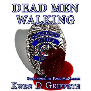 Dead Men Walking audiobook cover art