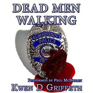 Dead Men Walking audiobook cover art