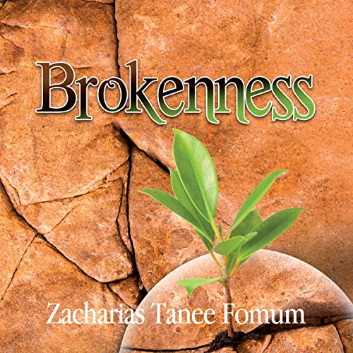 Brokenness: The Secret of Spiritual Overflow audiobook cover art