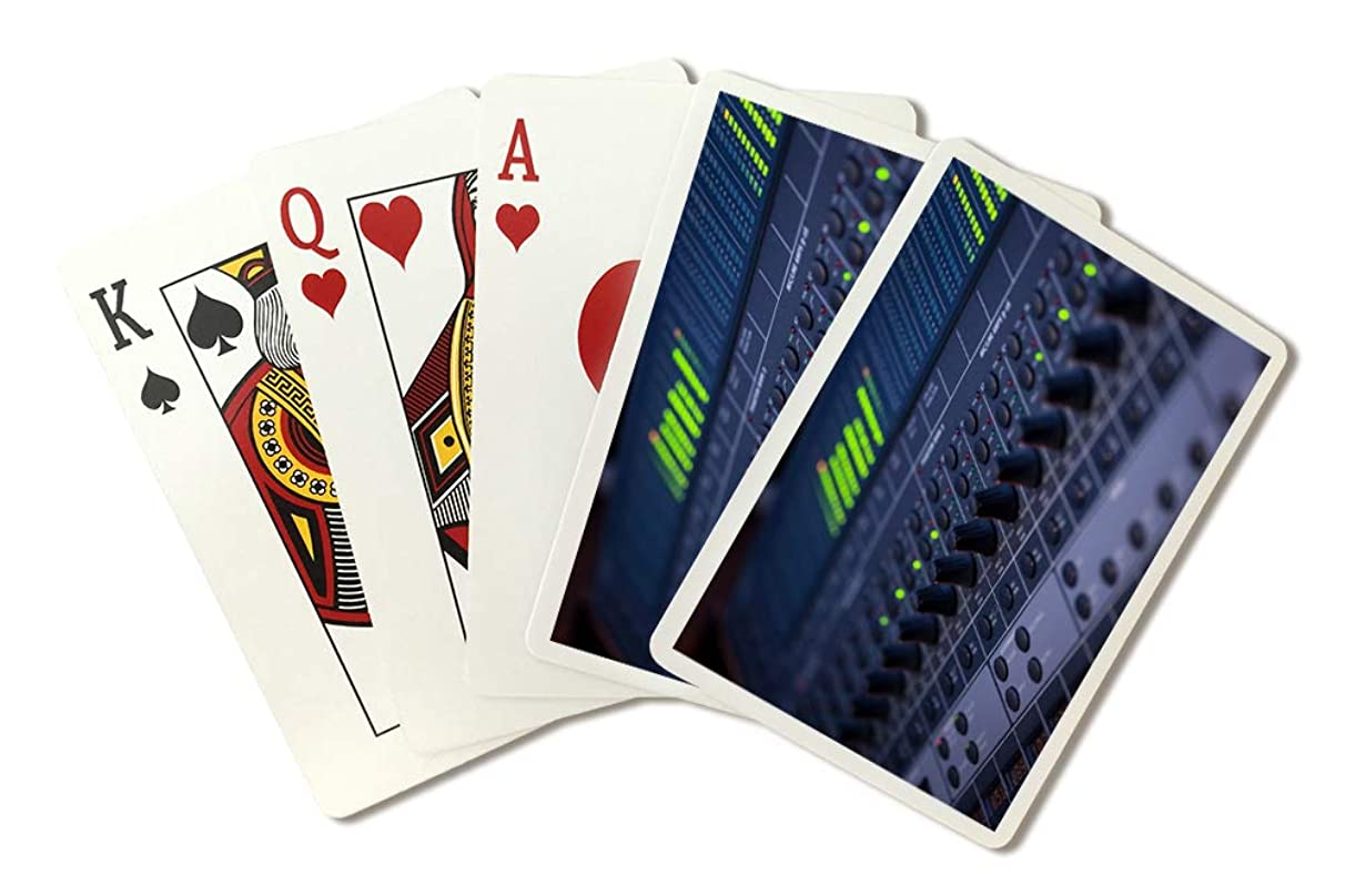 Sound Mixer Photography A-90994 (Playing Card Deck - 52 Card Poker Size with Jokers)