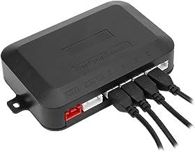 $25 » Akozon 9-16V Car Parking Sensors Kit Reverse Backup Radar Systerm Universal Automobile Electronics