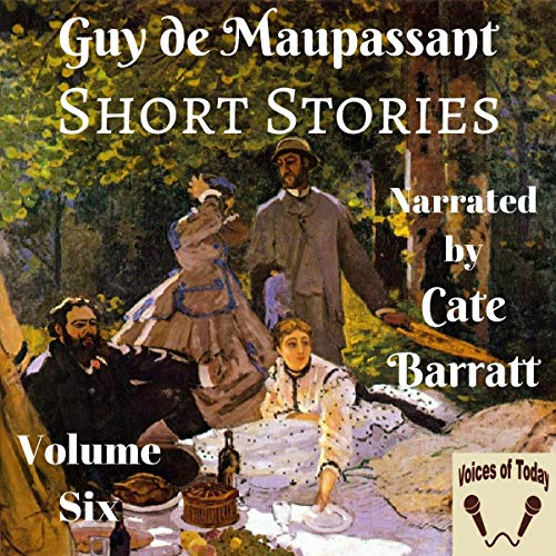 The Complete Original Short Stories, Volume VI cover art