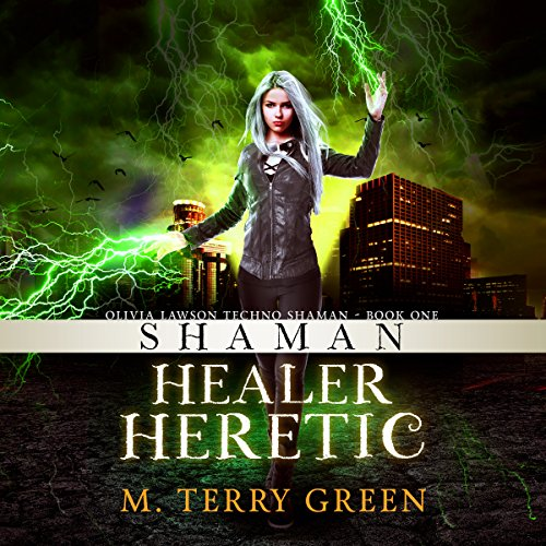 Shaman, Healer, Heretic  audiobook cover art