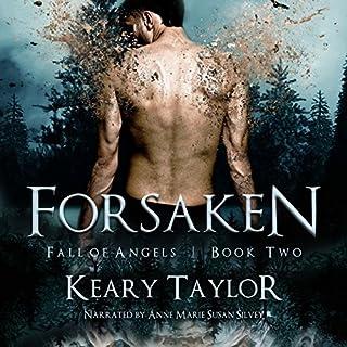 Forsaken audiobook cover art