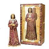 Trofeos Cadenas | Cristo de Medinaceli. Figura Religiosa, en Resina, de 20 cm con Caja...