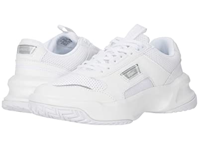 Lacoste Ace Lift 0320 2 SFA (White/White) Women