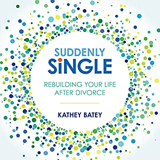 Suddenly Single audiobook cover art