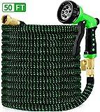Best flexible garden hose - HBlife 50ft Garden Hose, All New 2020 Expandable Review