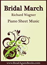 Best wagner wedding march piano sheet music Reviews