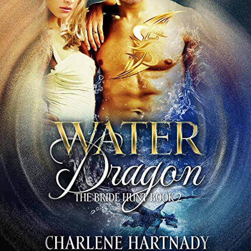 Water Dragon audiobook cover art