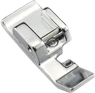 DREAMSTITCH 940310000 Single Sided Zip Zipper Presser Foot Cat A for Babylock,Janome,Elna,Kenmore,Pfaff,Viking,Necchi Sewing Machine 7306-3