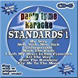 Party Tyme Karaoke - Standards 1 (8+8-song CD+G)
