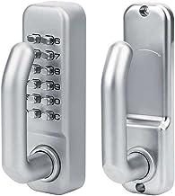 Deurslot Waterdichte mechanische combinatie slot kantoor deur wachtwoord gecodeerde sloten poortbeveiliging slimme deurslo...