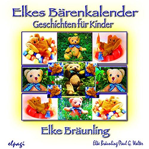 Elkes Bärenkalender Titelbild
