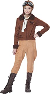 Amelia Earhart Child Costume