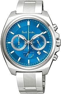 Paul Smith ポールスミス メンズ 腕時計 ファイナルアイズ クロノグラフ ブルー Finaleyes Chronograph BA4-612 新品 【並行輸入品】