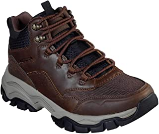 Skechers Men's Stak-Ultra Altro Boots Brown