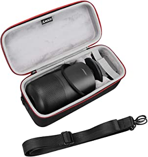 RLSOCO Hard Travel Case for Bose Portable Home Speaker with Shoulder Strap