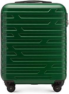 WITTCHEN Arrow Line Hand Luggage, 54 cm, Green (Grün)