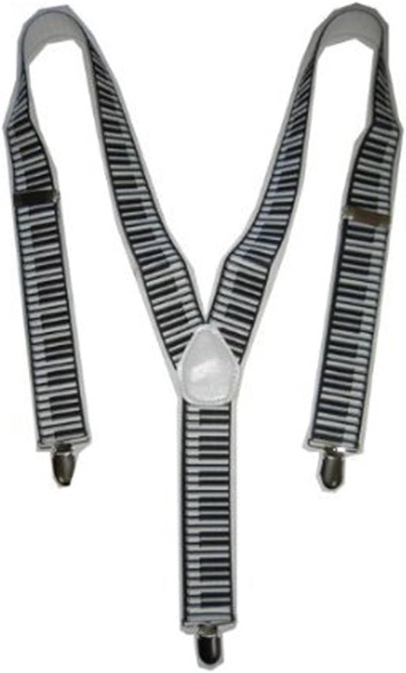 Piano Adjustable Suspenders