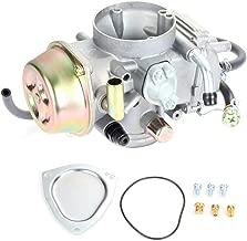 TUPARTS High Perfromerance Carburetors Kit Replacement for Polaris Predator 500 2003-2007/Yamaha Grizzly 600 1998-2001/Bombardier DS650 2001-2004/Bombardier Quest 650 2002-2004 Carb Carburetor