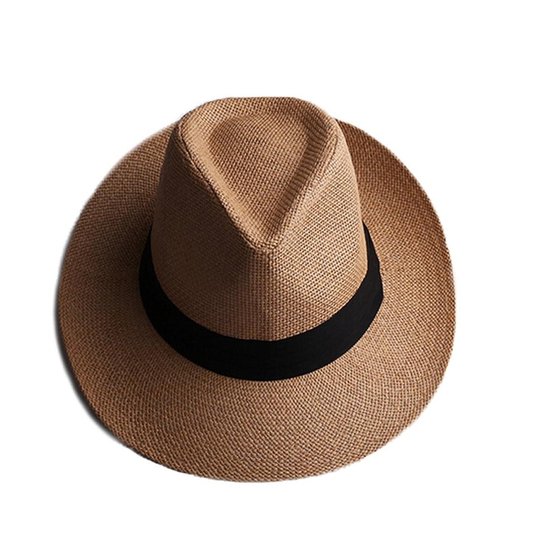 シリーズ絶滅させる大きさYMS-日よけ帽 サマーハット、中年のキャップメンズサマークールキャップのお父さんサンハット通気レジャー漁師グラスハット、2色オプション 屋外の紫外線保護 (Color : 1#)