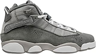 cc390fdd03150a Jordan 6 Rings Boys  Grade School Basketball Shoes 323419 014