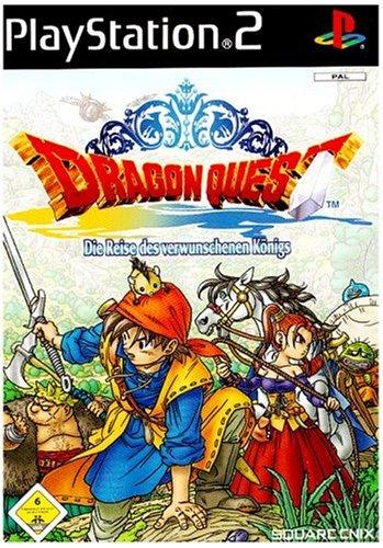Dragon Quest: Die Reise des verwunschenen Königs