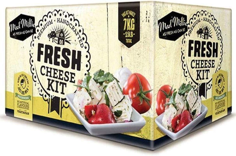 IMK Mad Millie Fresh Cheese Kit