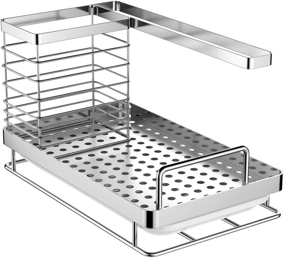 Lo mejor para las herramientas de cocina: Organizador de secadores y herramientas cocina Oriware
