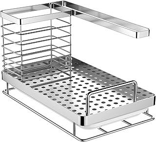 Oriware Organizador Sink Caddy Soporte para Utensilios de