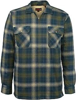 Men's Marshall Full Zip Sherpa Lined Shirt Jacket