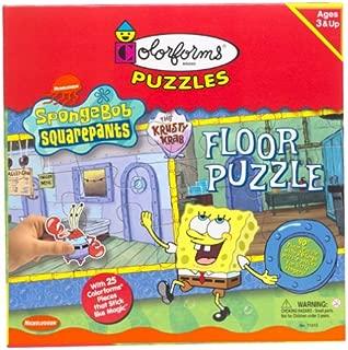 Best spongebob floor puzzle Reviews