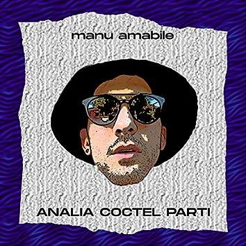 Analía cóctel parti