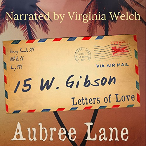 15 W. Gibson audiobook cover art