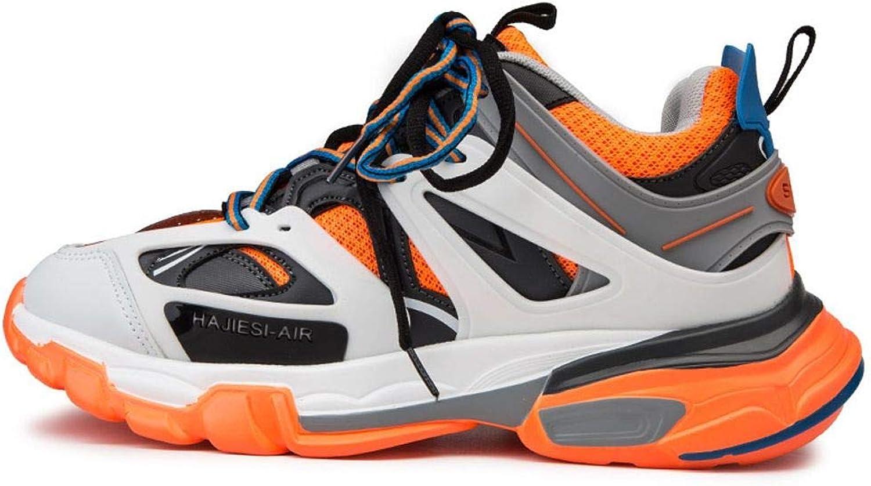 JiYe Men's Air Cushion Running shoes Casual Athletic Sneakers