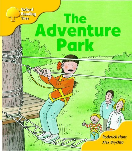 Oxford Reading Tree: Stage 5: More Stories C: the Adventure Parkの詳細を見る