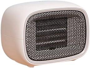 Yuan Dun'er Calefactor Aire Caliente Pared,Mini Calentador de Aire eléctrico 500W PTC Estufa de calefacción Radiador Calentador Ventilador para hogar de Oficina