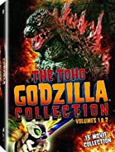 The ToHo Godzilla Collection - Volumes 1 & 2 13-Movie Collection