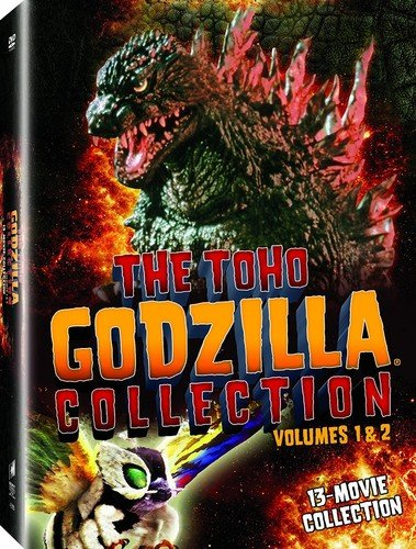The ToHo Godzilla Collection - Volumes 1 & 2 (13-Movie Collection)