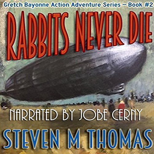 Rabbits Never Die audiobook cover art